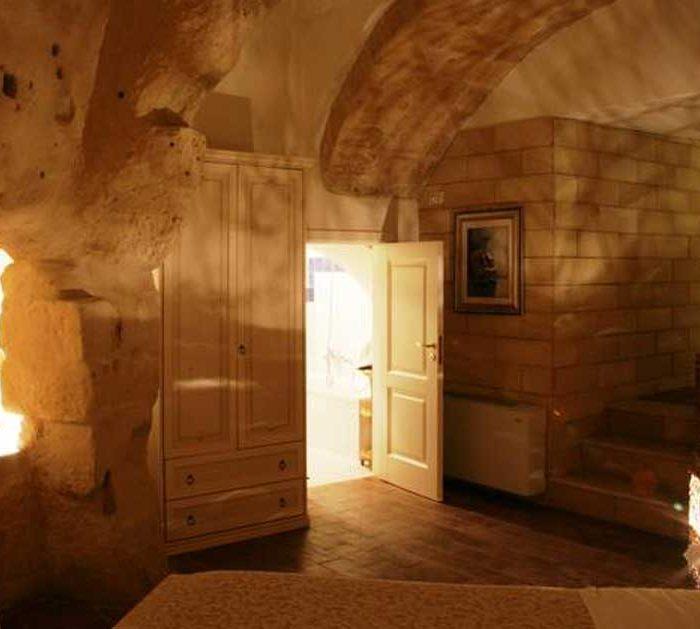 Hotel Caveoso Matera
