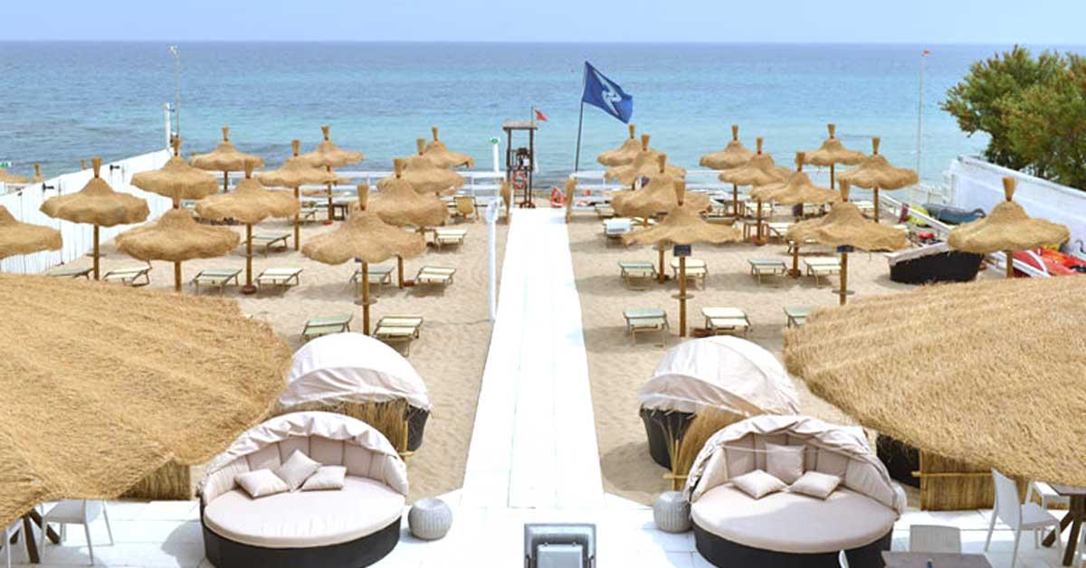 Best beachs in Puglia Monopoli