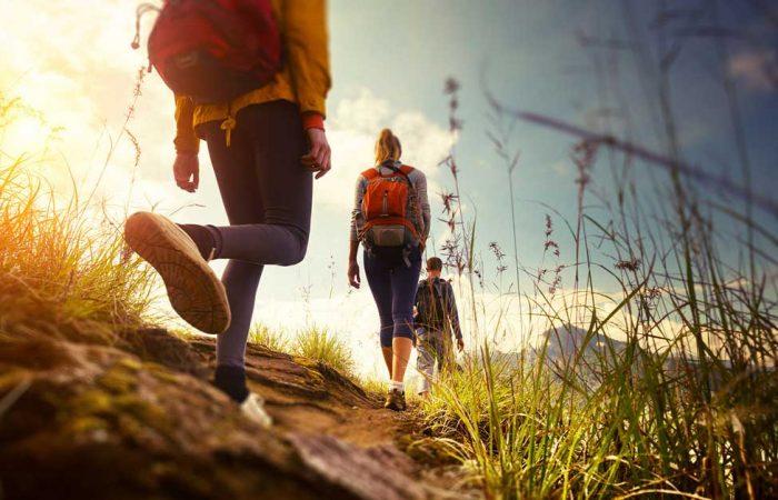 percorsi di trekking in puglia