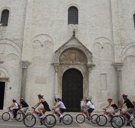 bike tours in bari