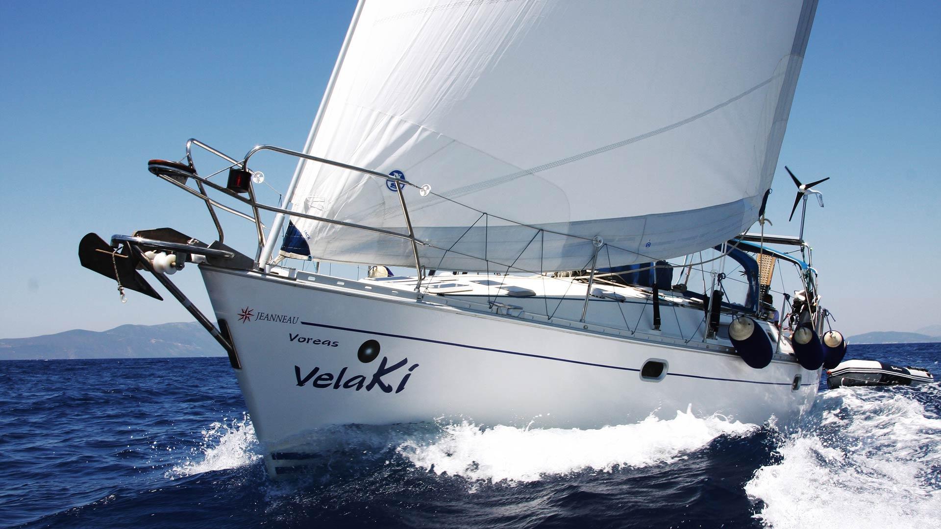 tour grecia uglia barca a vela
