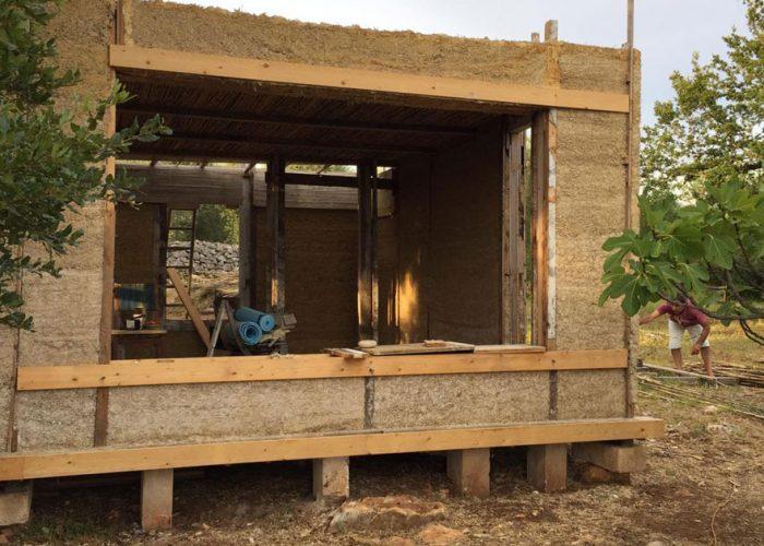costruzione materiali naturali